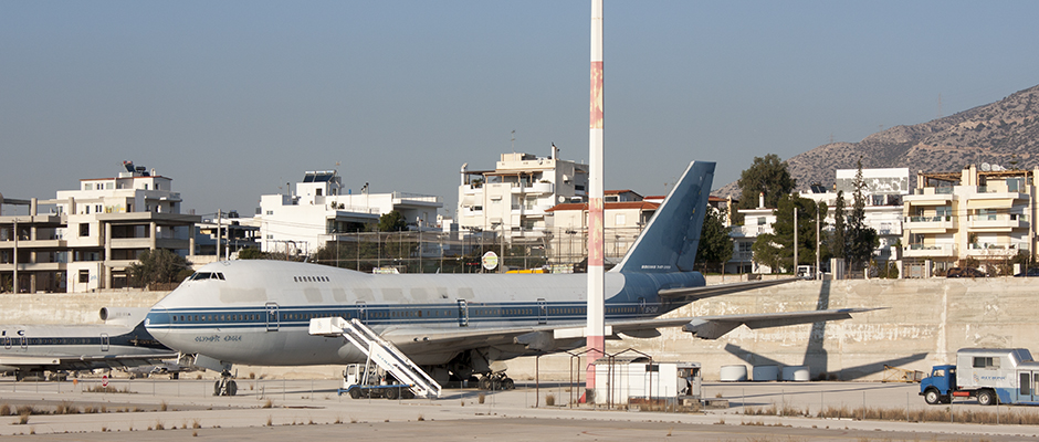 Olympic Airways 747-284B SX-OAB «Olympic Eagle»